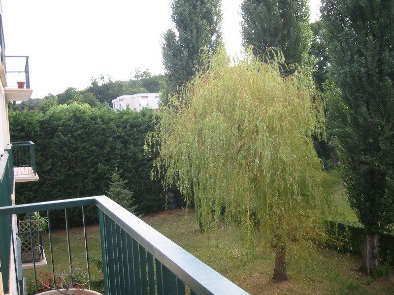 Rental apartment Margency 1150€ CC - Picture 1