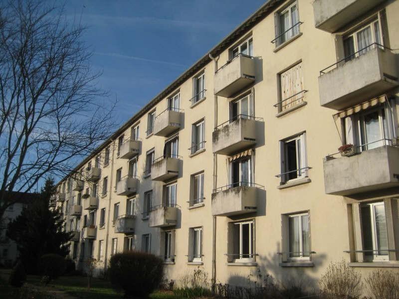 Location appartement La varenne st hilaire 1100€ CC - Photo 1