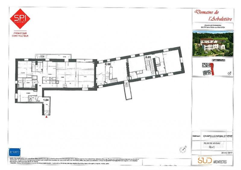 Deluxe sale apartment Lyon 9ème 760000€ - Picture 4
