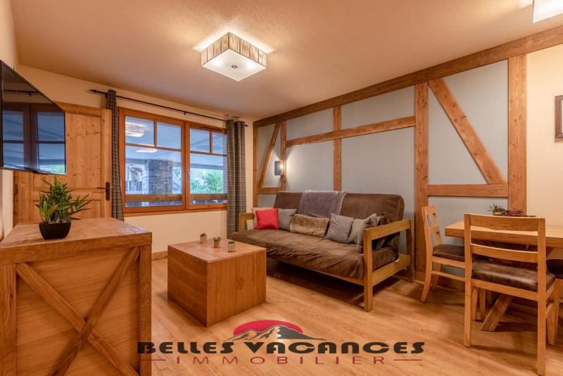 Sale apartment Saint lary 106000€ - Picture 1