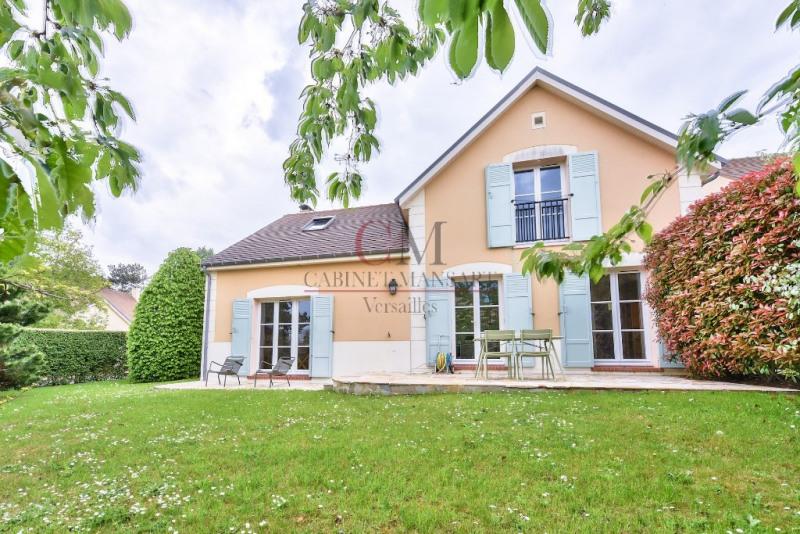 Immobile residenziali di prestigio casa Saint-nom-la-bretèche 840000€ - Fotografia 1