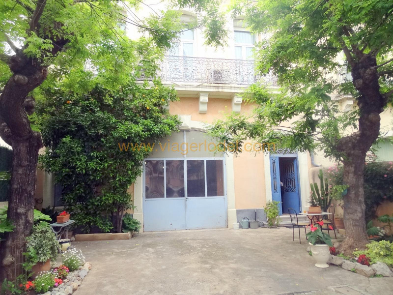 Lijfrente  huis Frontignan 460000€ - Foto 1