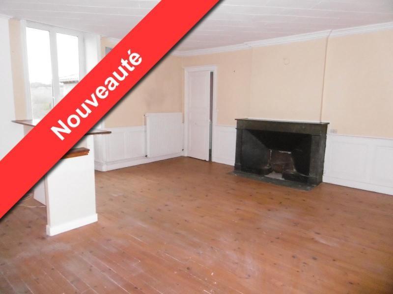 Location appartement St laurent de chamousset 490€ CC - Photo 1