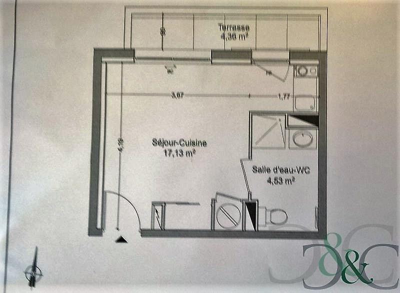 Vente appartement La londe les maures 137900€ - Photo 3