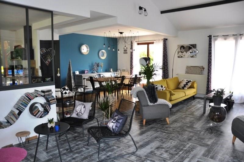 Sale house / villa Ville sur jarnioux 350000€ - Picture 5