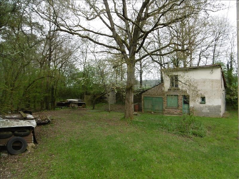 Vente terrain Troo 44500€ - Photo 2