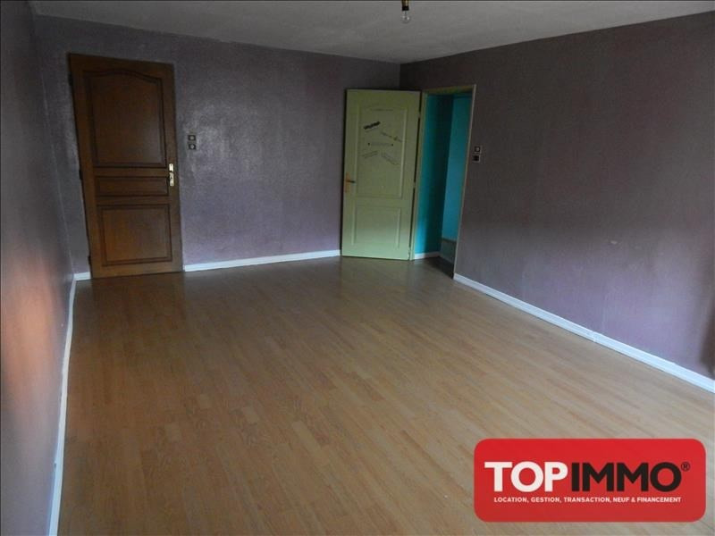 Rental apartment Rambervillers 385€ CC - Picture 1