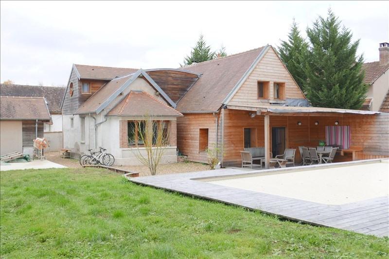 Revenda casa Maintenon 385300€ - Fotografia 1