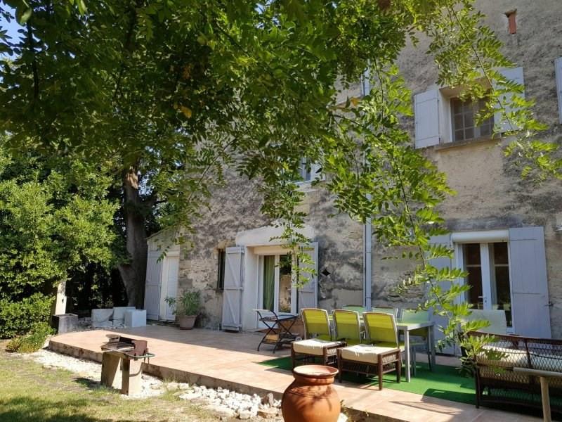 Sale house / villa Barbentane 535000€ - Picture 2