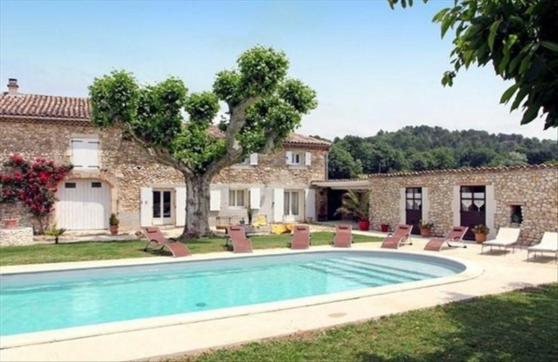 Deluxe sale house / villa Montelimar 598000€ - Picture 1