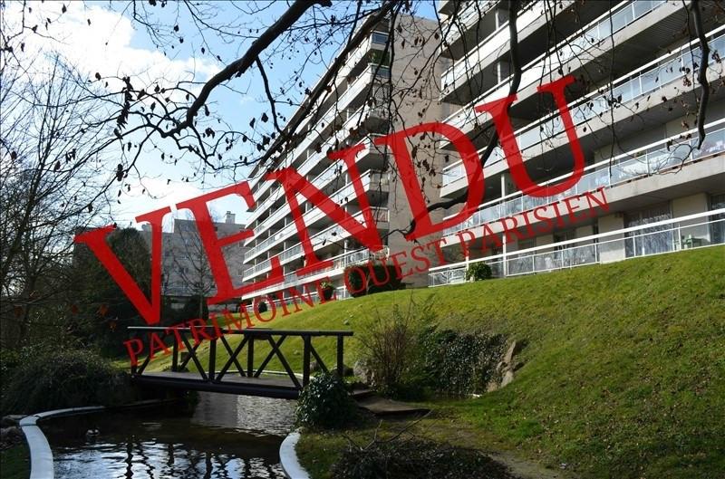 Sale apartment Le pecq 420000€ - Picture 1