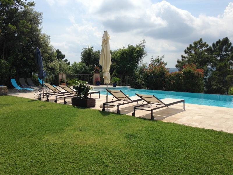 Venta de prestigio  casa Montauroux 730000€ - Fotografía 5