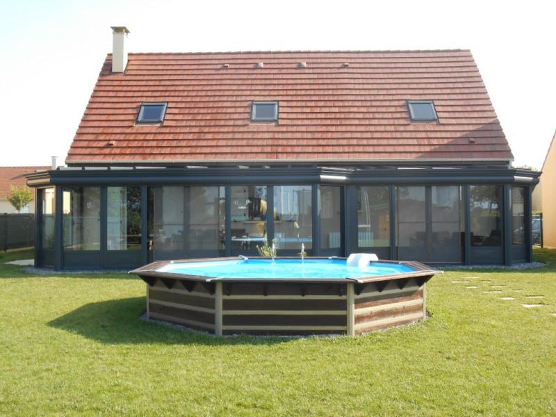 Venta  casa Crevecoeur le grand 254000€ - Fotografía 11