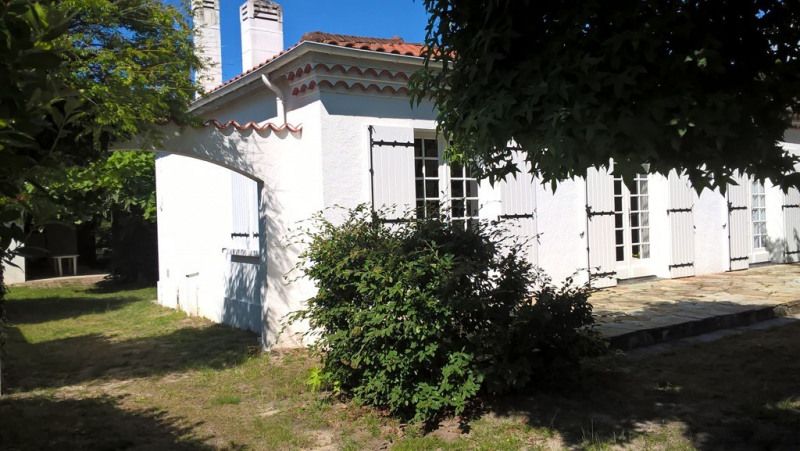 Location vacances maison / villa Sanguinet 480€ - Photo 1