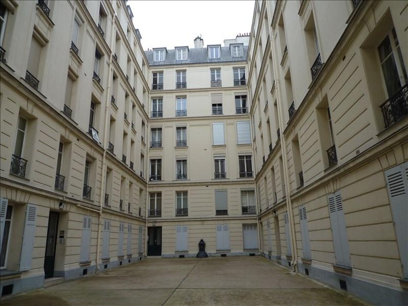 Rental apartment Paris 16ème 1144€ CC - Picture 3