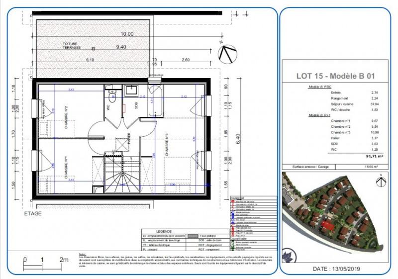 Sale house / villa L isle d'abeau 282900€ - Picture 3