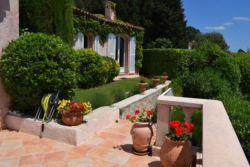 Verkauf von luxusobjekt haus Montauroux 1260000€ - Fotografie 33