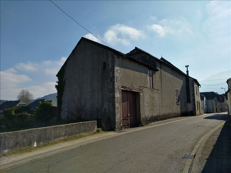 Bâtiment a restaurer arudy - 1 pièce (s) - 150 m²