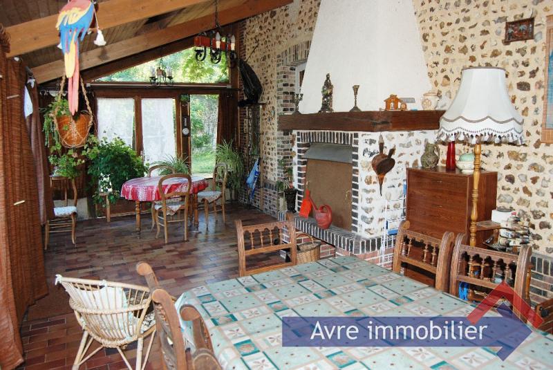 Deluxe sale house / villa Verneuil d'avre et d'iton 258000€ - Picture 2