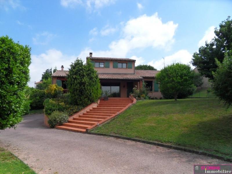Vente de prestige maison / villa Quint-fonsegrives 6 minutes 493000€ - Photo 11