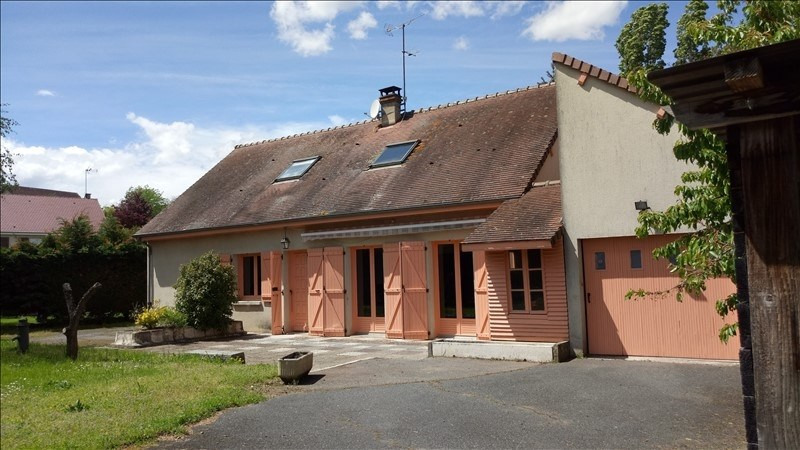 Sale house / villa 10 min moulins 126 000€ - Picture 1