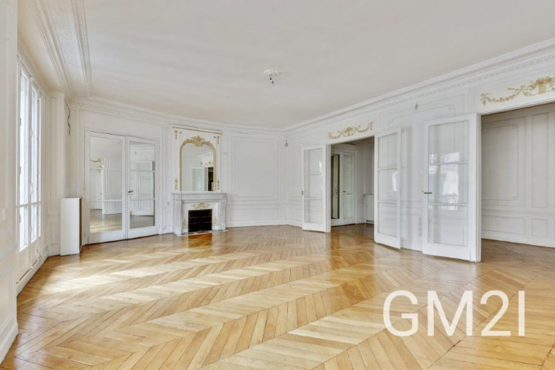 Deluxe sale apartment Paris 16ème 2 820 000€ - Picture 2
