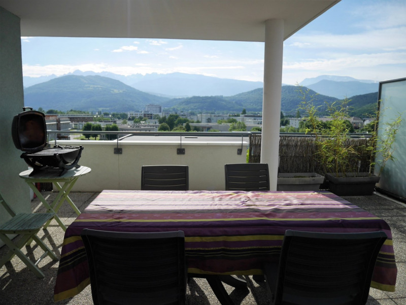 Vente appartement Échirolles 320000€ - Photo 1
