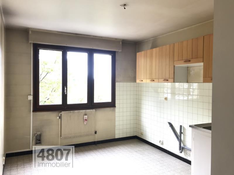 Vente appartement Cluses 115000€ - Photo 2