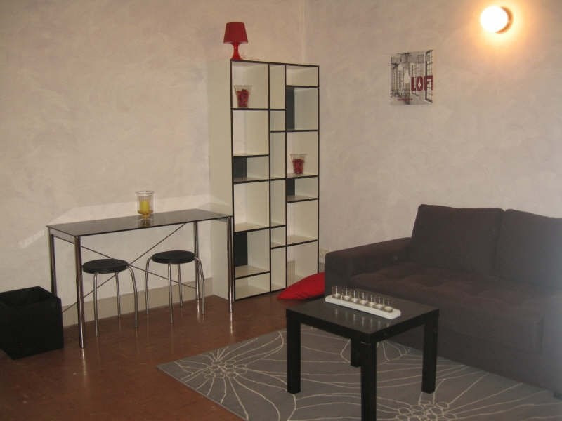 Rental apartment Nimes 380€ CC - Picture 1