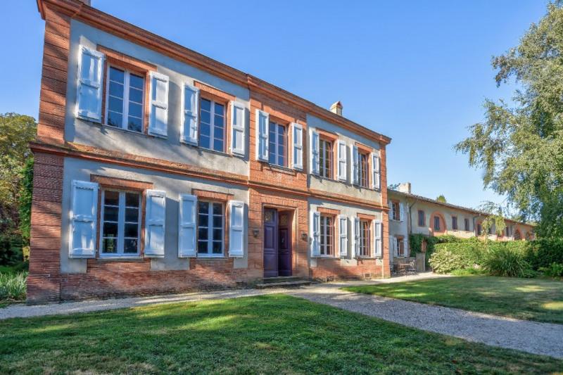 Verkoop van prestige  huis Miremont 1100000€ - Foto 1