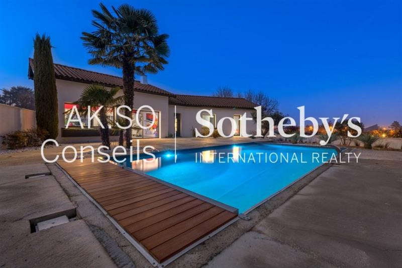 Vente de prestige maison / villa Marcy l etoile 1250000€ - Photo 2