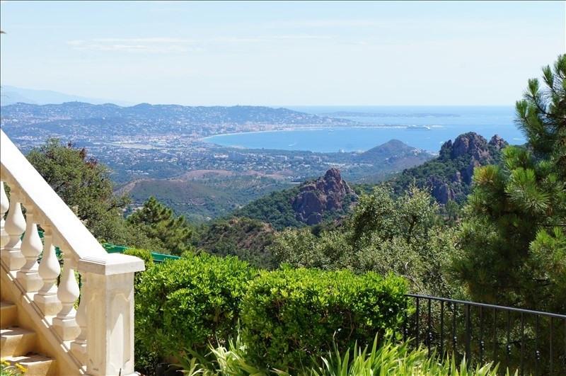 Immobile residenziali di prestigio casa Les adrets de l esterel 1248000€ - Fotografia 1