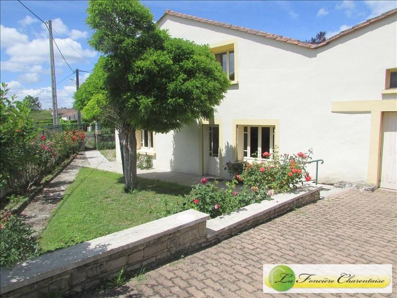 Vente maison / villa Aigre 66 000€ - Photo 1