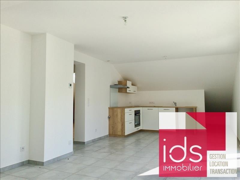 Vente appartement St jeoire prieure 193000€ - Photo 2