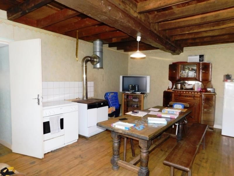 Sale house / villa Fougerolles du plessis 43400€ - Picture 2