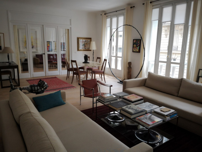 Sale apartment Paris 7ème 2 500 000€ - Picture 4