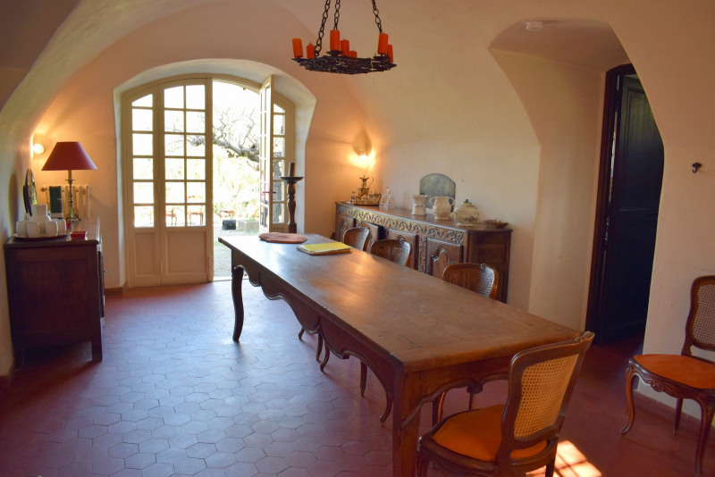 Venta de prestigio  casa Fayence 1260000€ - Fotografía 20