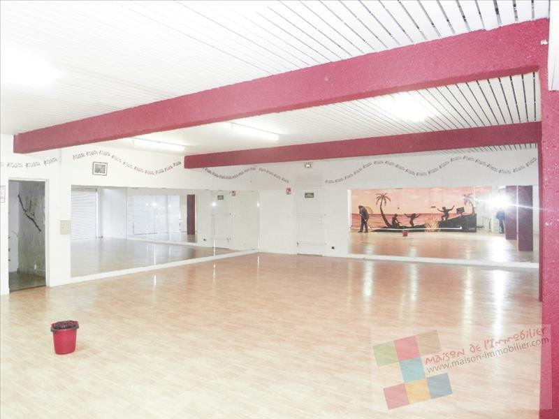 Rental empty room/storage Cognac 524€ CC - Picture 2