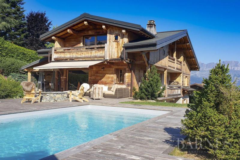 Vente de prestige maison / villa Saint-gervais-les-bains 2450000€ - Photo 1