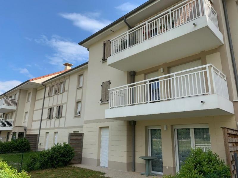 Verhuren  appartement Villennes sur seine 830€ CC - Foto 1