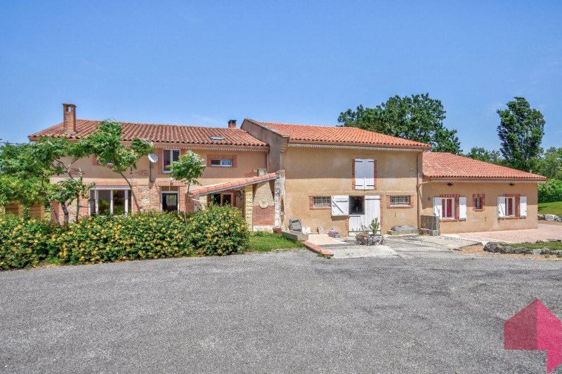 Deluxe sale house / villa Caraman 1 325 000€ - Picture 1