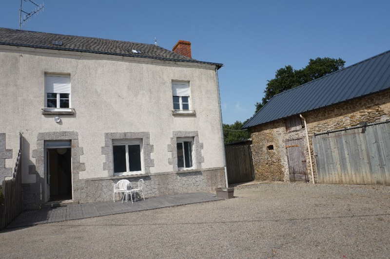 Location maison / villa Courbeveille 600€ CC - Photo 2