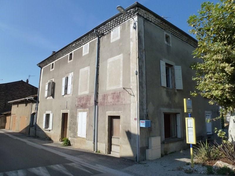 Sale house / villa St barthelemy de vals 165000€ - Picture 1