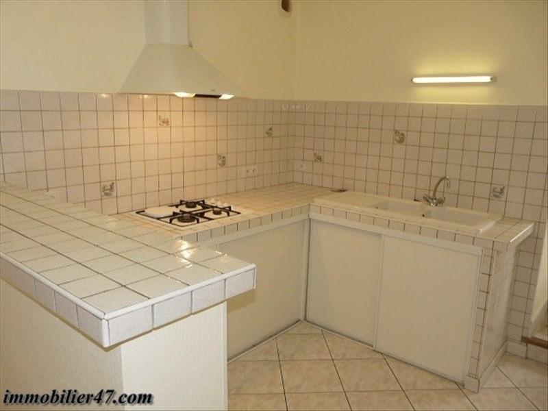 Rental apartment Lusignan petit 497€ CC - Picture 3