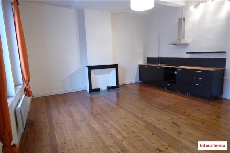 Location appartement Romans sur isere 510€ CC - Photo 1