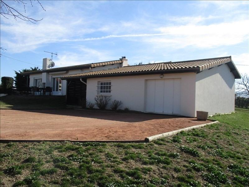 Vente maison / villa Saint cyr de favieres 249000€ - Photo 1