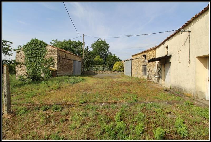 Sale house / villa Vix 55000€ - Picture 1