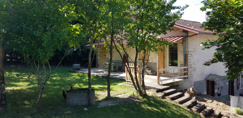 Sale house / villa Cour et buis 315000€ - Picture 2