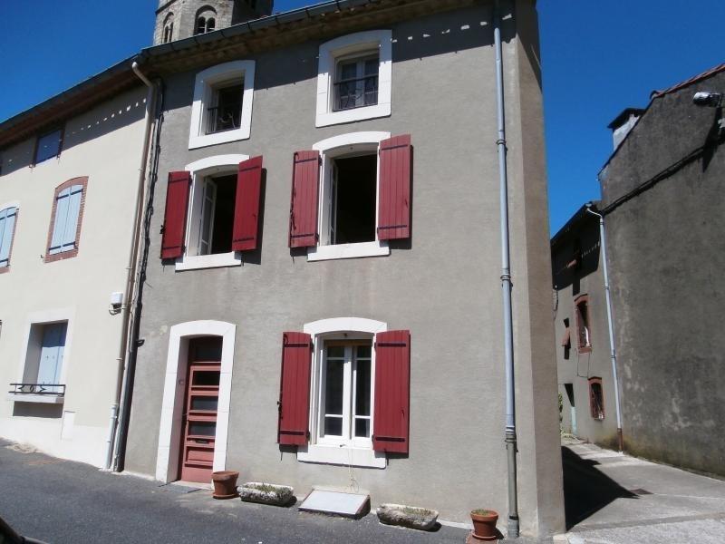 Vente maison / villa St amans soult 85000€ - Photo 1