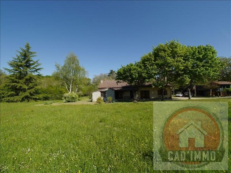 Sale house / villa Liorac sur louyre 182000€ - Picture 1